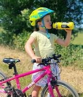 Fitting A Kids' Bike Helmet