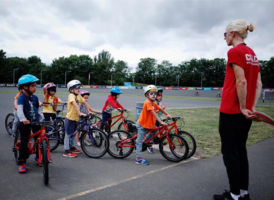 Frog Bikes and Herne Hill Velodrome